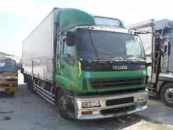 Isuzu GIGAMAX 10-wheeler WingVan Airbag, 6WF1 Eng. High Quality AA1 Class Japan Surplus