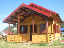 wood houses manufacturers