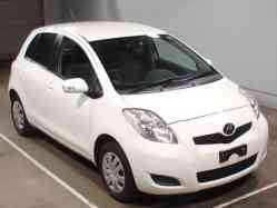 tOYOTA vITZ 2010 1000 CC Unregistered
