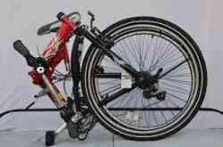 Oyama folding bike pro 26 ...2 weeks old.....actual cost 21000 selling at 18000 nego